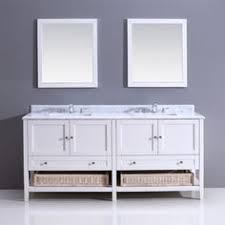 Costco Bathroom Vanity by Studio Bathe U2013 Calais 63 In White Vanity With Mirrors Bathroom