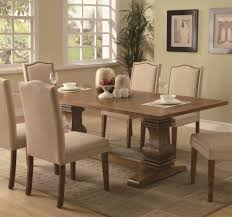 Oval Dining Room Tables Dining Room Rustic Oval Dining Room Design With Rustic Wood