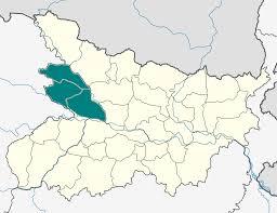 Saran division