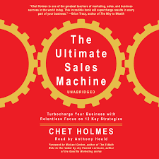 download the ultimate sales machine audiobook by chet holmes for