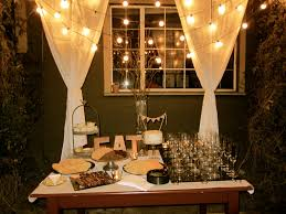 cocktail party decor home decorating inspiration