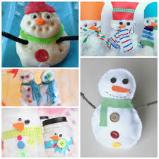 10 cool snowman activities for kids no snow required crafty