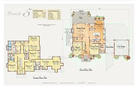 French Style Floor Plans French Luxury Collection Vanbrouck U0026 Associates