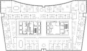 Common House Floor Plans by Cubicle Floor Plan A Prefab Passive House In Michigan
