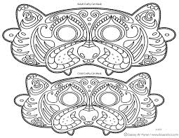 halloween faces template free halloween printable archives gallery coloring page