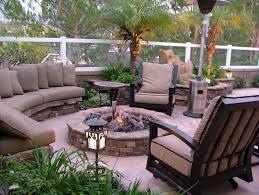 Backyard Cement Patio Ideas by Furniture Fabulous Patio Heater Concrete Patio And Cheap Backyard