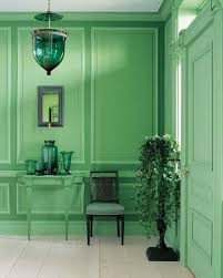 Green Bedroom Wall Designs Green Rooms Martha Stewart