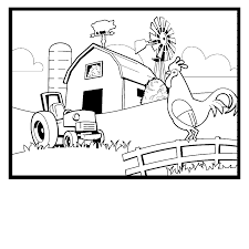 farm coloring pages 224 coloring page