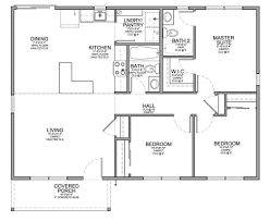 vacation cottage floor plans crtable