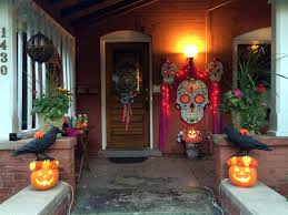 halloween decor dia de los muertos style or u2026what i did outside