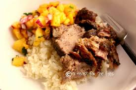 a feast for the eyes indoor barbecue kalua style pork pressure