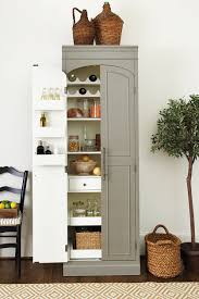 freestanding cabinet for craft u0026 linen storage how to decorate
