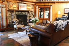 Lodge Living Room Decor by Adirondack Decorating Ideas Home Design