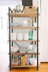 Kitchen Shelving Open Pantry Frigidaire Professional Frigidaireprofessional