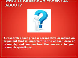 To start your research paper  you need to choose a topic  do the research