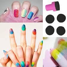 online get cheap nail sponge stencil aliexpress com alibaba group