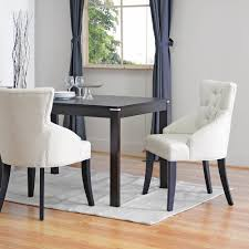 baxton studio halifax beige fabric upholstered dining chairs set