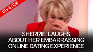 Loose Women     s Sherrie Hewson quit online dating after being sent a