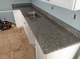 Replacing Kitchen Faucet Granite Countertop Kitchen Cabinet Refacing Long Island Silent