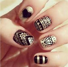 simple nail art ideas for beginners how you can do it at home