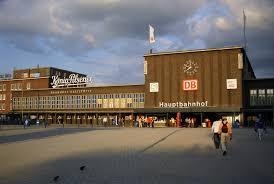 Stazione di Duisburg Centrale