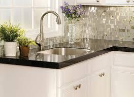 kitchen modern brick backsplash kitchen ideas glass tile id modern