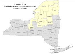 New York County Map by Nysdos Division Of Local Government Services