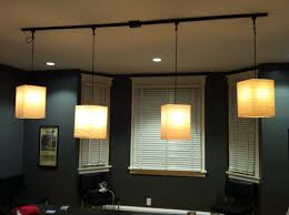 Track Light Fixtures by Kitchen Track Lighting Kitchen Replace Fluorescent Light Fixture