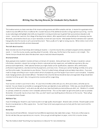 Nursing Student Sample Resume by Nurse Resume Objective Free Resume Example And Writing Download