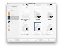 paper for writing importing a scrivener template for scientific papers daniel vreeman if you are importing my template for writing scientific papers you ll find it under the non fiction category
