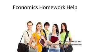 Economics Homework Help   My Homework Help Online Economics Homework Help