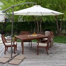 Wood Patio Furniture Sets - exterior design interesting walmart umbrella for your patio decor