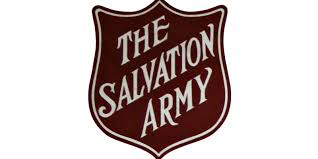 salvation army distributing fans to those in need