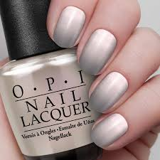this silver u0027s mine nail lacquer opi