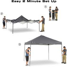 Canopy Folding Chair Walmart Ozark Trail Instant 10x10 Straight Leg Canopy With 4 Chairs Value