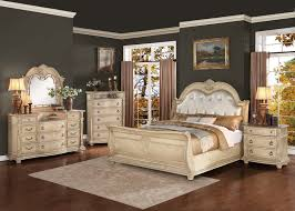 Antique White Youth Bedroom Furniture Bedroom King Bedroom Sets Bunk Beds For Girls Bunk Beds With