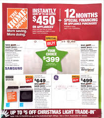 home depot refrigerator black friday home depot black friday ad u2013 black friday ads