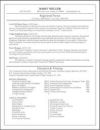 Registered Nurse Resume Examples by Registered Nurse Resume Samples Resume For Your Job Application