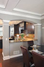 Interior Design Kitchen Living Room Like The Way The Kitchen Is Divided From The Living Room But Still