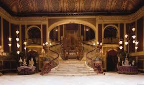 film movie horror architecture interior design haunted steampunk