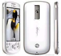 T-Mobile MyTouch 3G (White)