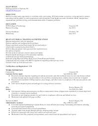 Phlebotomist Resume Sample No Experience by Awesome Medical Assistant Resume Skills