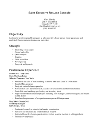 sales executive resume exles sample resume s executive resume exles Perfect Resume Example Resume And Cover Letter