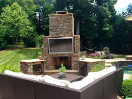 awesome yard fireplace best home design photo on yard fireplace
