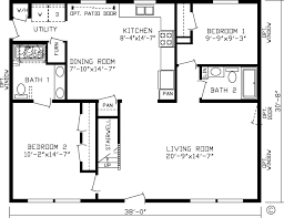 1 Bedroom Modular Homes Floor Plans by Home Arbor Ridge 99700k Kingsley Modular Floor Plan Fairmont