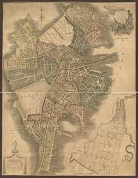 Boston Logan Map by Putting Boston On The Map Land Reclamation And The Growth Of A