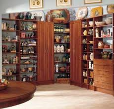 kitchen slide out pantry shelving organize ideas wall racks
