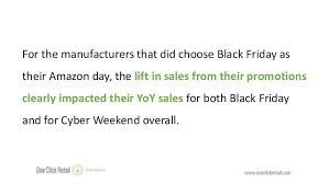 amazon black friday cyber monday ocr u0027s amazon com black friday cyber monday recap what brand manufact u2026