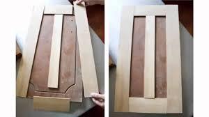White Shaker Kitchen Cabinet Doors Resurface Cabinet Doors Youtube