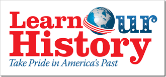 Learn Our History Logo,